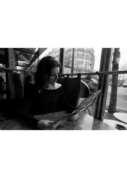 Dans un Café