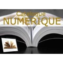 Catalogue NUMERIQUE