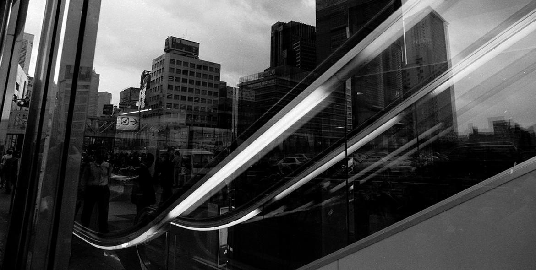 Tokyo - Tirage argentique